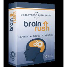 BrainRush для улучшения умственной активности