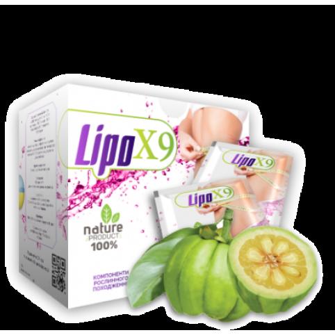 Активное похудение - LipoX9