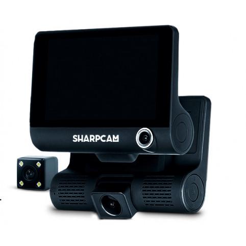 Видеорегистратор SHARPCAM